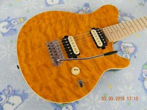 Details about OLP Ernie Ball/Music Man MM1 Electric Guitar,Sounds,Looks &  Plays Great,Way Cool
