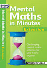 Mental Maths in Minutes: Extentsion by Andrew Brodie (Paperback, 2008)