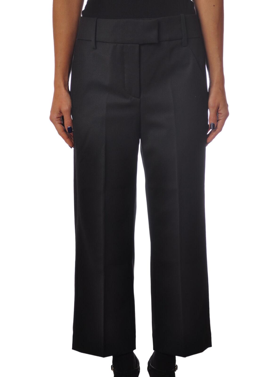 Dondup  -  Pantalones - damen - schwarz - 4600022A180317