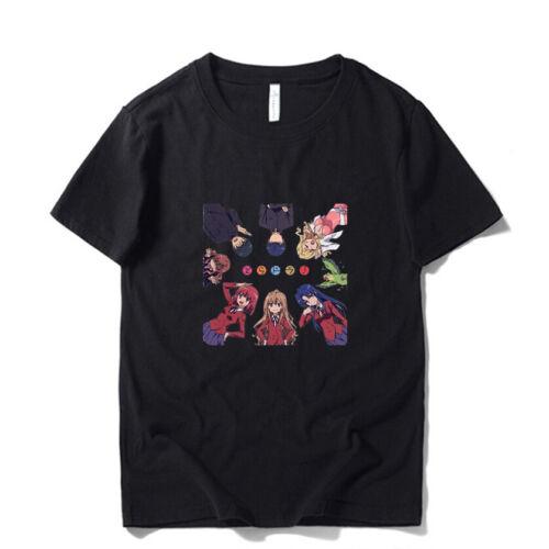 Aisaka Taiga Printed Unisex T-Shirts 100/% Cotton A Toradora