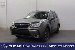 2017 Subaru Forester XT Touring   HEATED FRONT SEATS   BACK UP CAMERA   SUNROOF   ALLOY WHEELS