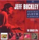 Jeff Buckley The Grace EPS Original Album Classics 5 X CD 2011 &
