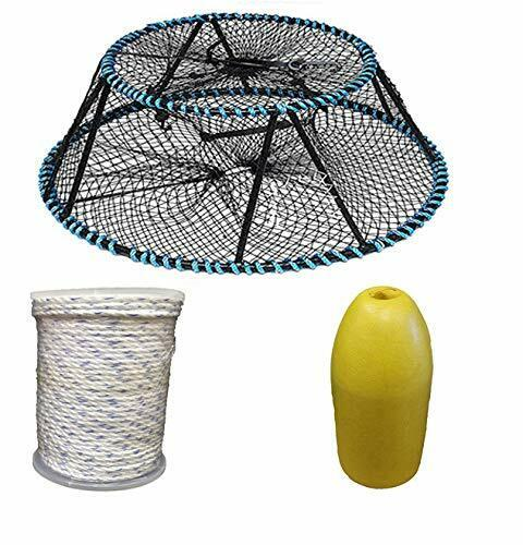 KUFA Sports Vinyl Coated Tower Style  Prawn Trap (Mesh Size  1-3 4 ) CT130+FYM403  is discounted