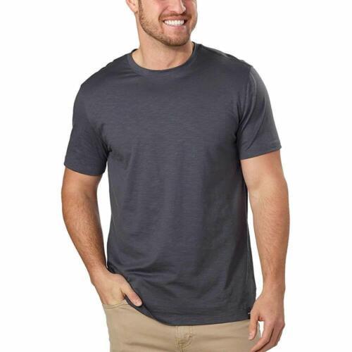 DKNY Men/'s Short Sleeve Tee Grey, M