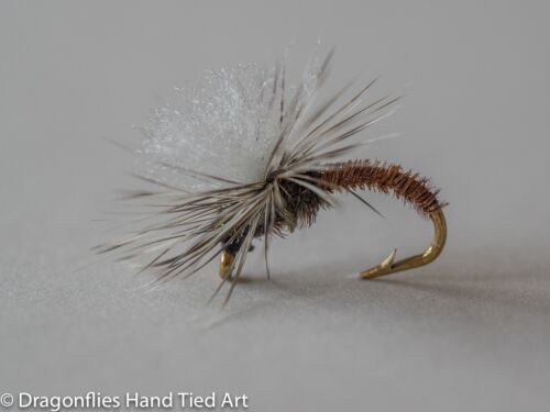 Pheasant Tail KLINKHAMMER Dry Trout fly Fishing flies by Dragonflies