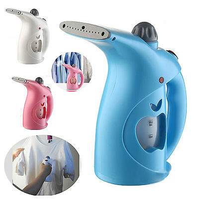 Portable Handheld Mini Clothes Garment Steamer Laundry Electric Iron Travel Home