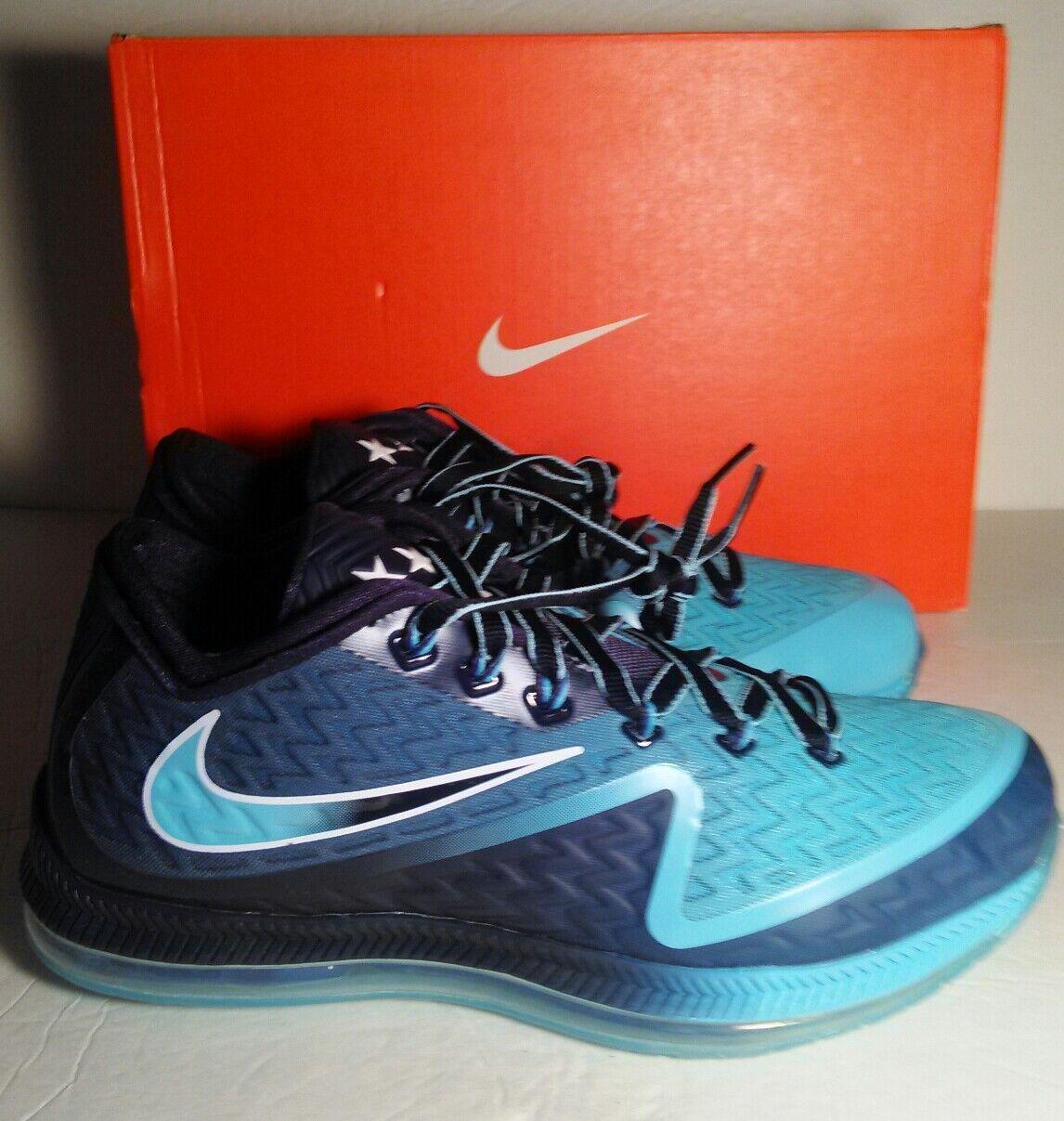 Brand New Nike 749310-441 Field General 2 Midnight Navy Blue White Men Sz  9.5