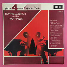 Ronnie Aldrich & His Two Pianos - Decca PFS-4019 Ex Condition Vinyl LP