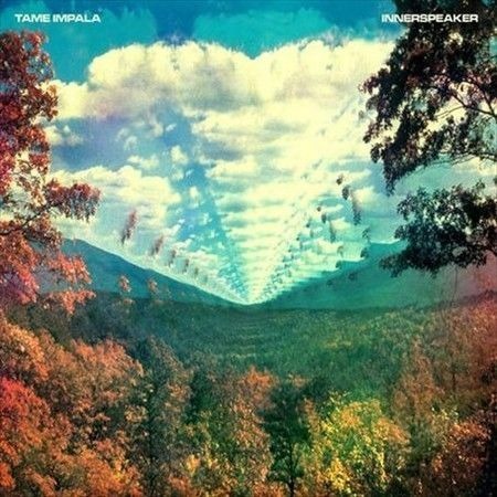 "1 of 1 - Tame Impala - ""innerspeaker"""