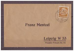 Empire-Allemand-Minr-513-Ef-Klix-Grosdubrau-sur-Bautzen-apres-Leipzig-04-03-1937