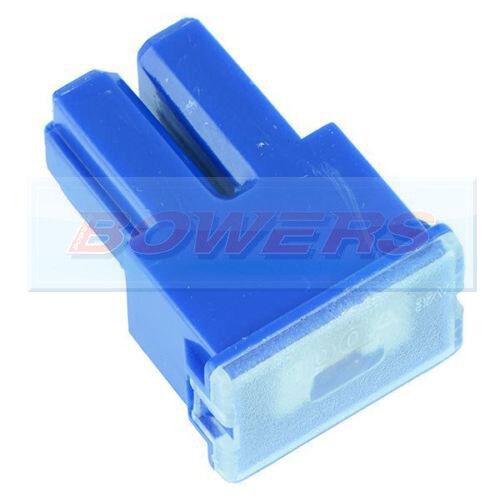 12V 24V 32V voltios 100A Amp Fusible lento golpe PAL Hembra Azul auto japonés dauzka 0612