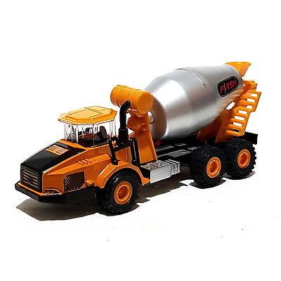 Kinder Spielzeug Bagger Betonmischer Kipplaster LKW`s Autos Baustellenfahrzeuge