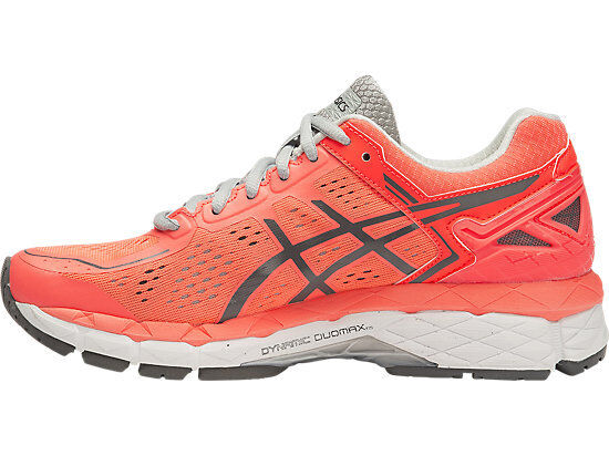 Asics Gel Kayano 22 Donna Running Shoe (B) (0697)