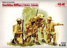 ICM 35563 - Gurkha Rifles 1942 1944 - Soldaten - 1:35