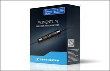 Sennheiser audio cable w/3-button inline remote & integrated mic 1.4m - (506225)