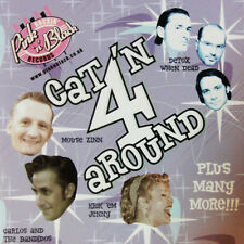 CAT'N AROUND Volume 4 CD Rockabilly CD Rock 'n' Roll Country Hillbilly NEW