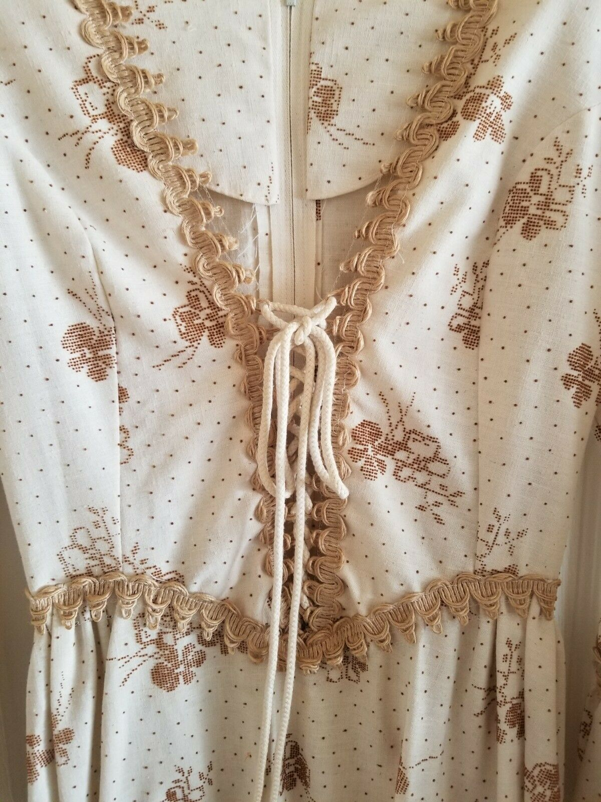 Gunne Sax Renaissance Dress - image 2