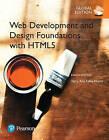 Web Development and Design Foundations with HTML5 by Terry Felke-Morris (Mixed media product, 2017)