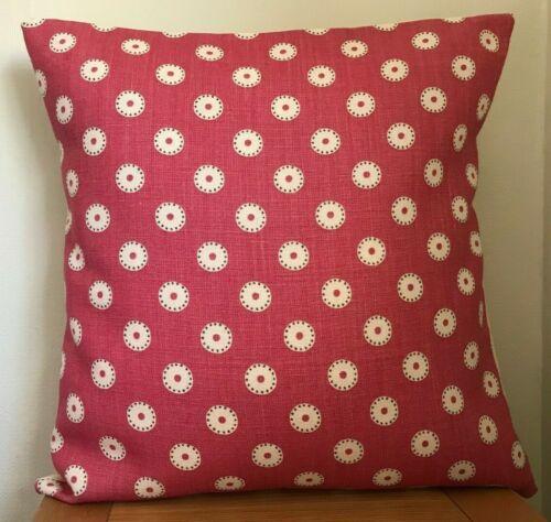 Vanessa Arbuthnott **PRETTY MAIDS** Damson Cushion Cover 46cm