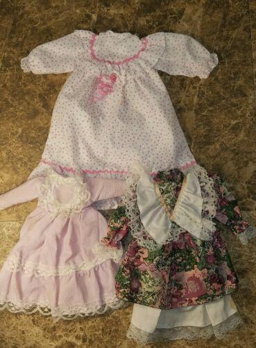 Porcelain//Cloth Doll Clothes