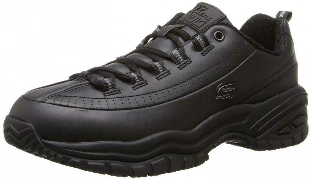 Skechers for Work Wouomo Soft Stride-Softie Lace-Up