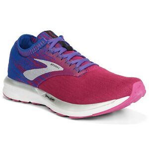 BROOKS-Woman-039-s-RICOCHET-Scarpe-Running-Donna-Neutra-Energize-PURPLE-120282-520