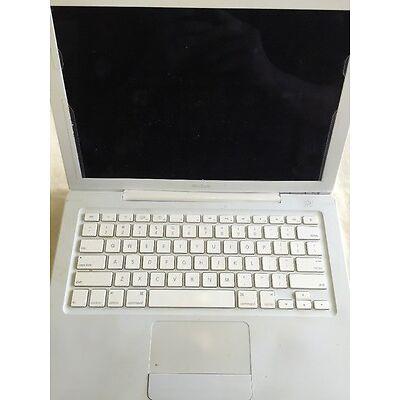 2007 Apple Macbook Weiß für Teile