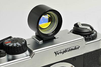 Viewfinder for rangefinder Bessa Leica Voigtlander camera multifinder Helios MK2