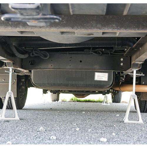 FLOOR STACK JACKS Trailer Stabilizer RV Camper Travel 6000 lbs Leveling Mechanic