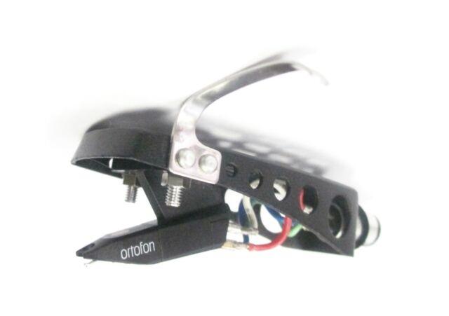 ORTOFON OM 10 CARTRIDGE & ORTOFON 10 STYLUS ON HEAD SHELL FOR TECHNICS TURNTABLE