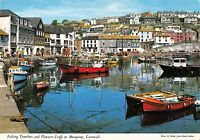 BR83031 port isaac bay cornwall  uk