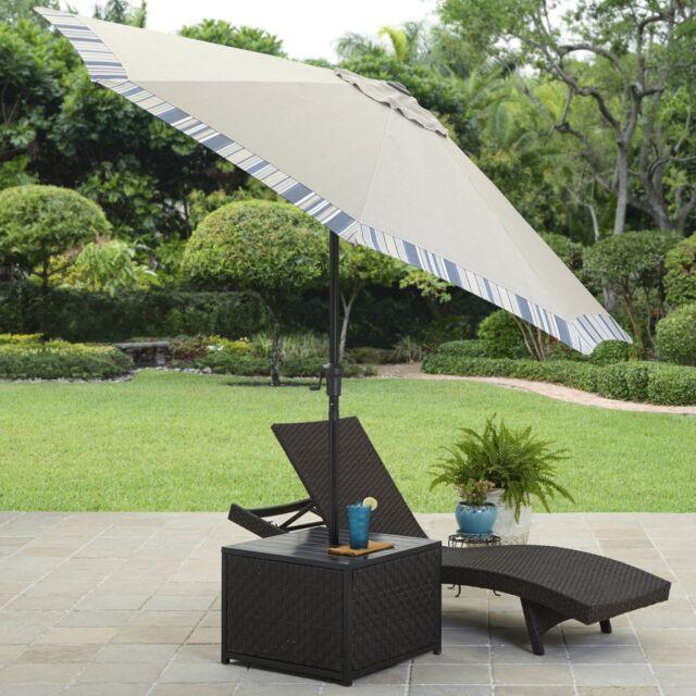 Better Homes and Gardens Avila Beach Umbrella Table - Better Homes And Gardens Avila Beach Umbrella Table Garden Outdoor