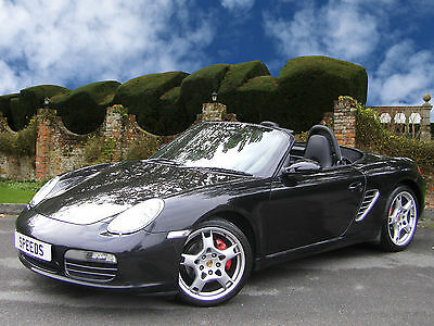 Porsche Boxster 987 3.4 S 2dr, FACELIFT MODEL