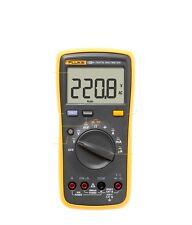 FLUKE 15B+ F15B+ Tester Digital Multimeter Auto Range Digital Multimeter Meter