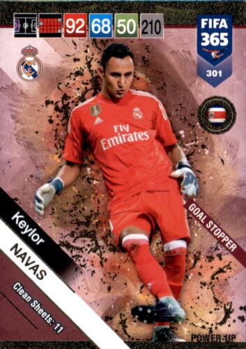 Fifa 365 cards 2019-301-keylor navas-goal Stopper