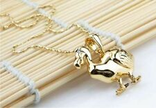 exotic EXTINCT DODO BIRD ALICE Gold Plated Charm Pendant with Chain gift