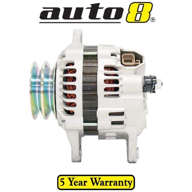 Alternator For Mazda Bravo B2500 2.5L Diesel & Turbo (WL & WLAT) 1996 to 2006