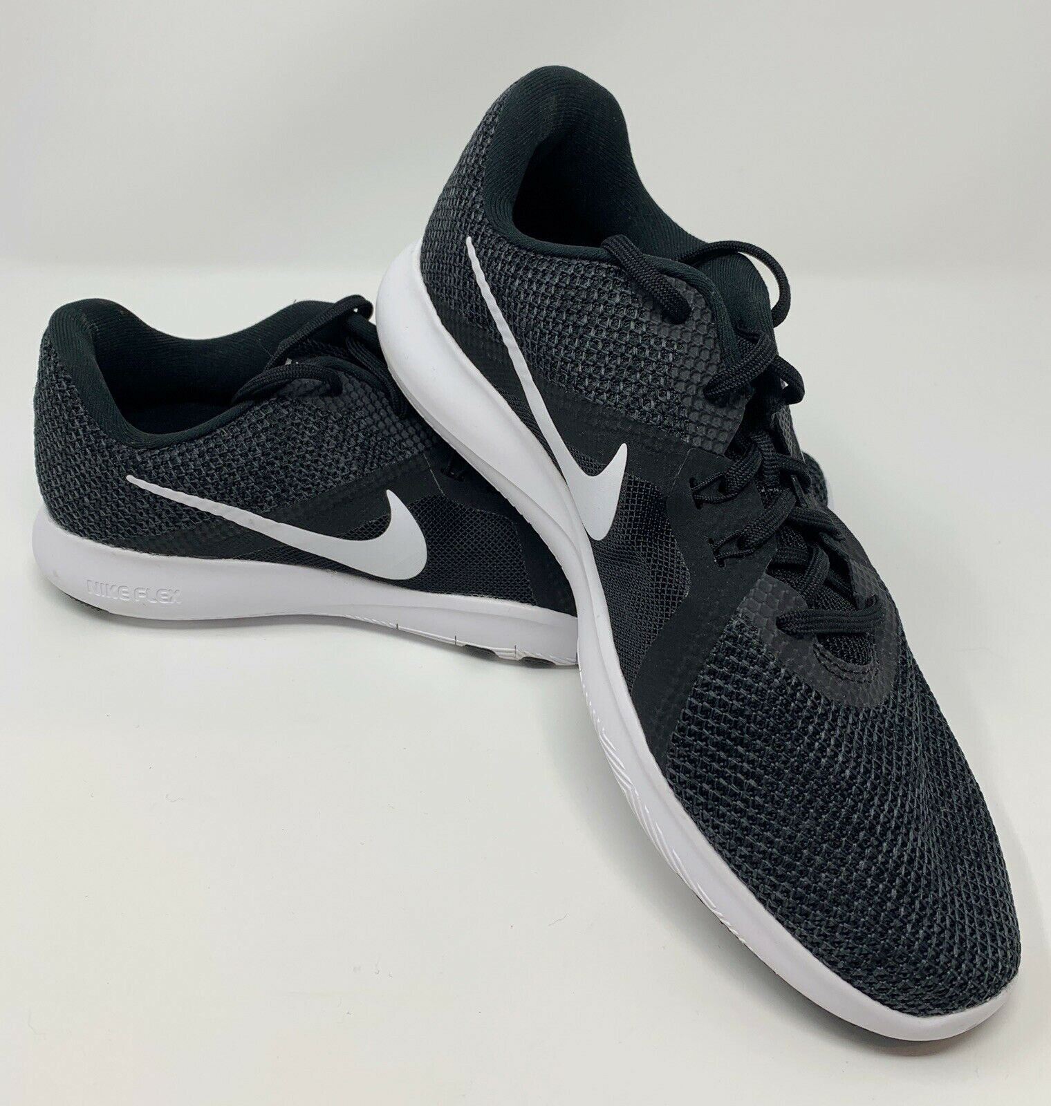Nike Flex Trainer 8 TR8 Black White