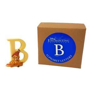 Offiziell-Lizenziert-Taufe-Verpackt-Keramik-Disney-Bambi-Alphabet-Buchstaben-B