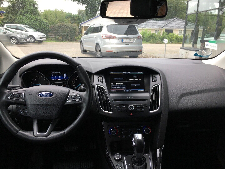 Ford Focus 2,0 TDCi 150 Titanium stc. aut. - billede 7