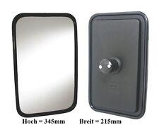 Rückspiegel passend für Fendt 820 Vario Universal Trecker 345x215mm ø14-23mm