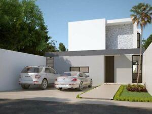 Casa en Venta en Privada Nadira Conkal, 3 Recámaras
