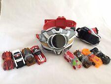 Kamen Rider Drive Henshin Belt DX Drive Driver & Shift Breath W / 8 Shift Car