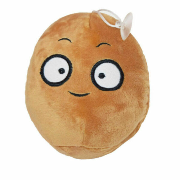 Plants VS Zombies Potato Pillow Doll Wall Nut Plush Toy Office Home Back Cushion