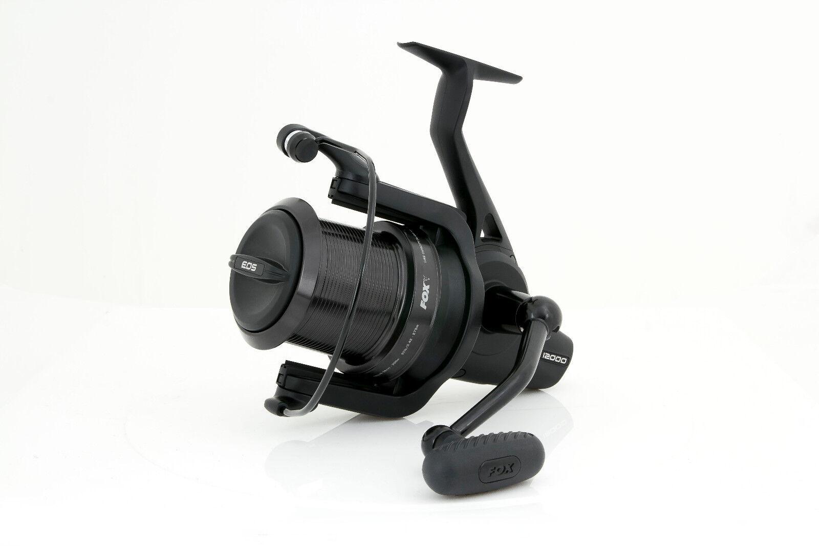 FOX EOS 12000   Mulinello da pesca pesca pesca tuttia autopa   crl074 15b