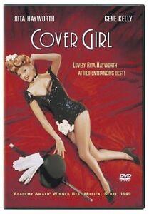 Cover Girl - Rita Hayworth, Gene Kelly, Charles King Vidor Region 2 DVD - nrw, Deutschland - Cover Girl - Rita Hayworth, Gene Kelly, Charles King Vidor Region 2 DVD - nrw, Deutschland