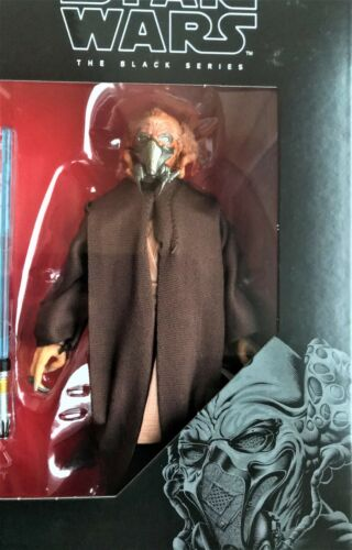 "Star Wars The Black Series Plo Koon Jedi #109 6/"" Action Figure NEW"