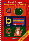 First Steps: Beginning to Write by Domino Books (Wales) Ltd (Spiral bound, 1998)