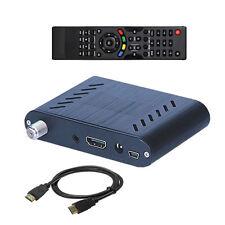 FULL HD 1080p Digital Mini HDMI USB PVR Mediaplayer HDTV HDMI 12V Sat Receiver