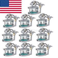 10XAdjustable Magnetic Articulator Dental Lab Equipment Dentist Full Teeth model
